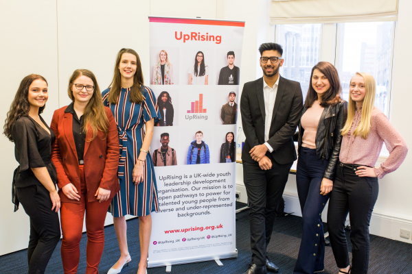 UpRising Environmental Leadership Programme 2019 20 image 2